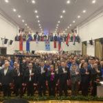 Otočac u prepunoj velikoj dvorani GPOU pozdravio aktualnu i buduću predsjednicu!