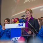 Kolinda Grabar-Kitarović u Gospiću: Nudim program i rad, a ne poskočice i nerad