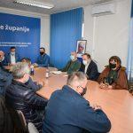 Održan radni sastanak proširenog predsjedništva HDZ-a Ličko-senjske županije