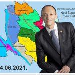 Ernest Petry preuzeo dužnost župana Ličko-senjske županije